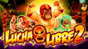 Lucha Libra 2 Video slot