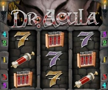 Video Slot Dr Acula