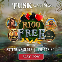 Tusk Casino - South African Casino